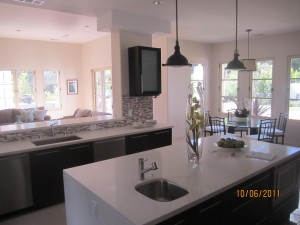 Kitchen Interior Window Screens Malibu