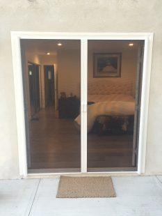 Retractable Screen Doors Lake Encino Drive, Encino