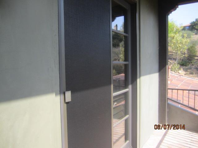 Screen Doors in Topanga)