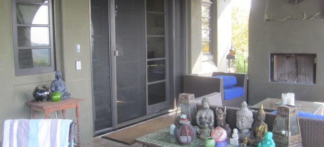 Sliding Screen Doors in Topanga