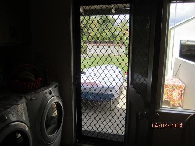 Security Screen Door Gibraltar 5000
