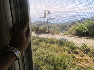 Hide Away Screen Doors Malibu