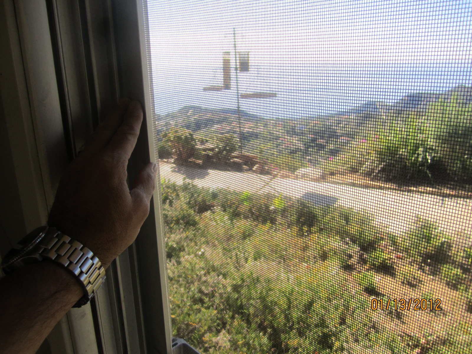 Hide Away Screen Doors Malibu