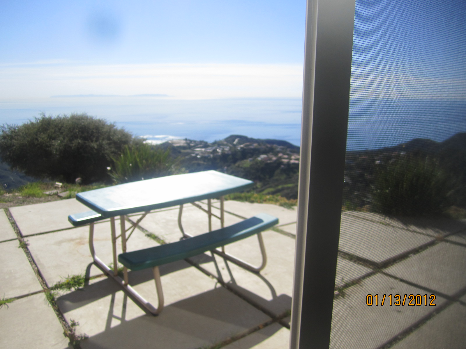 Hideaway Screen Doors Malibu