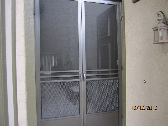 Swinging Screen Door Montego 3500