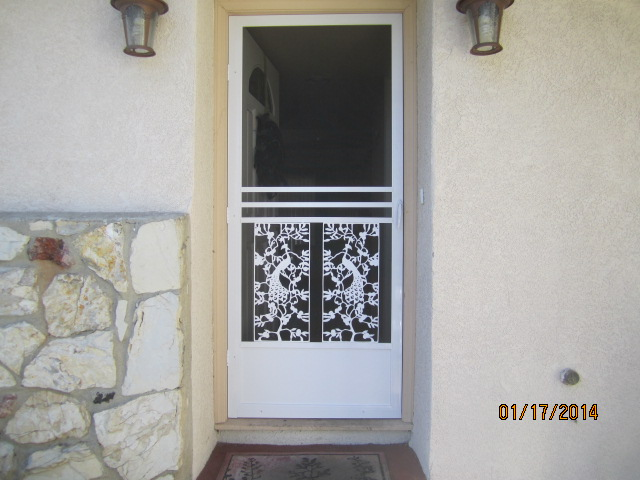 Swinging Screen Door El Dorado 3900