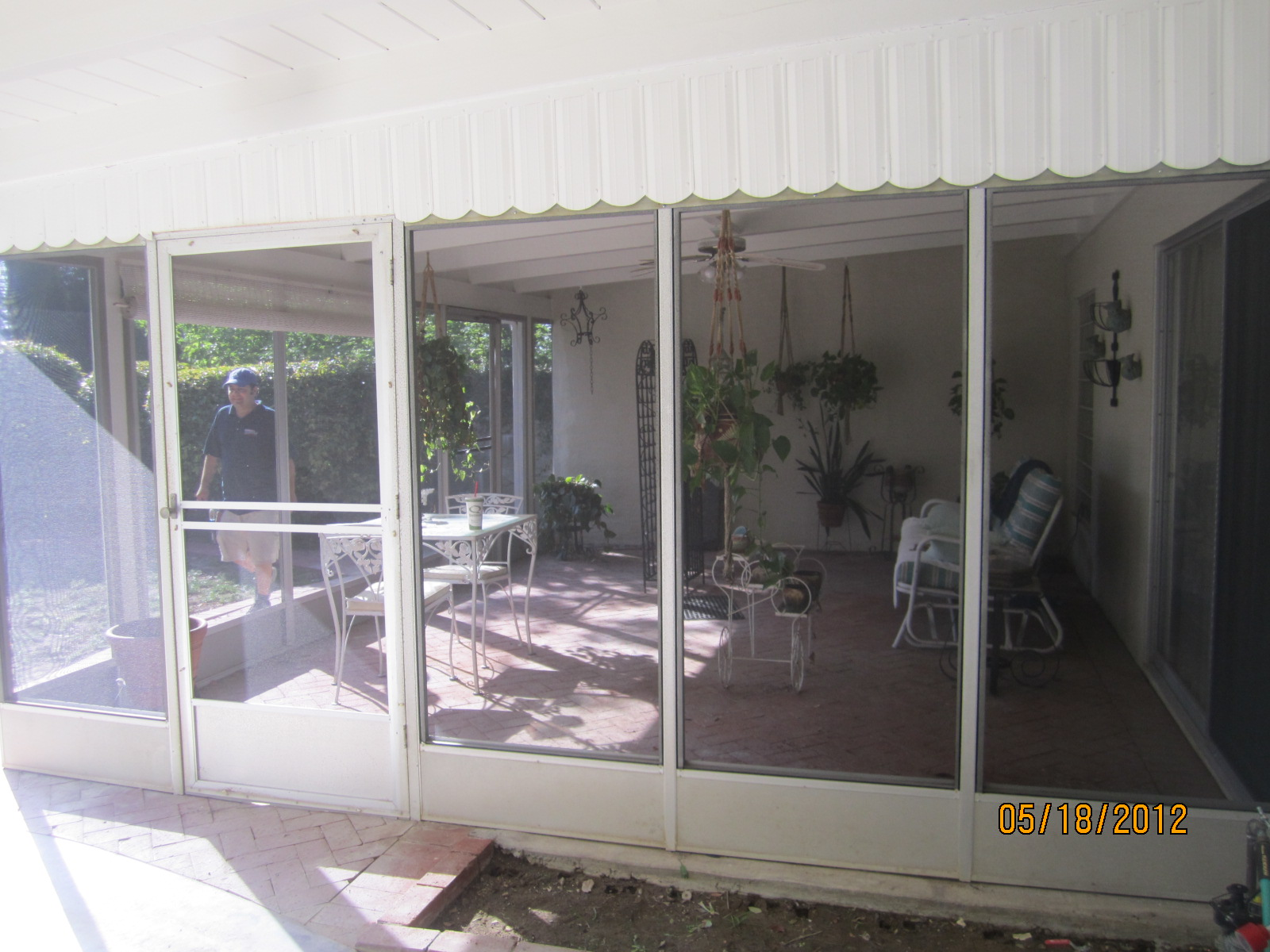 Screen Patio Enclosure