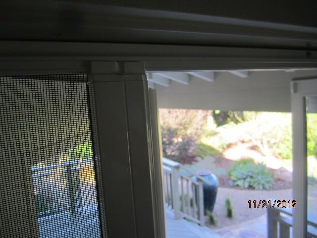 Canoga Park Invisible Screen Doors