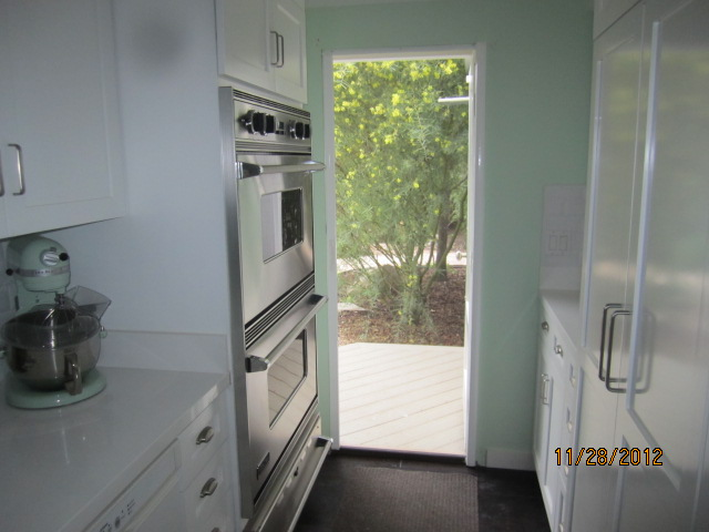 Vanishing Screen Door in Canoga Park