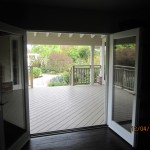 Dissappearing Screen Doors in Canoga Park