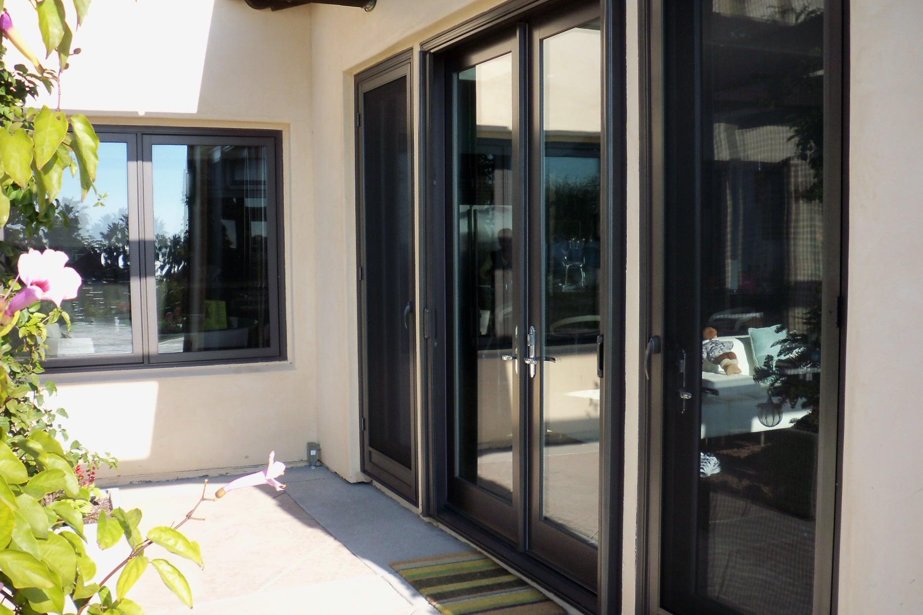 Screen Doors & Retractable Doors
