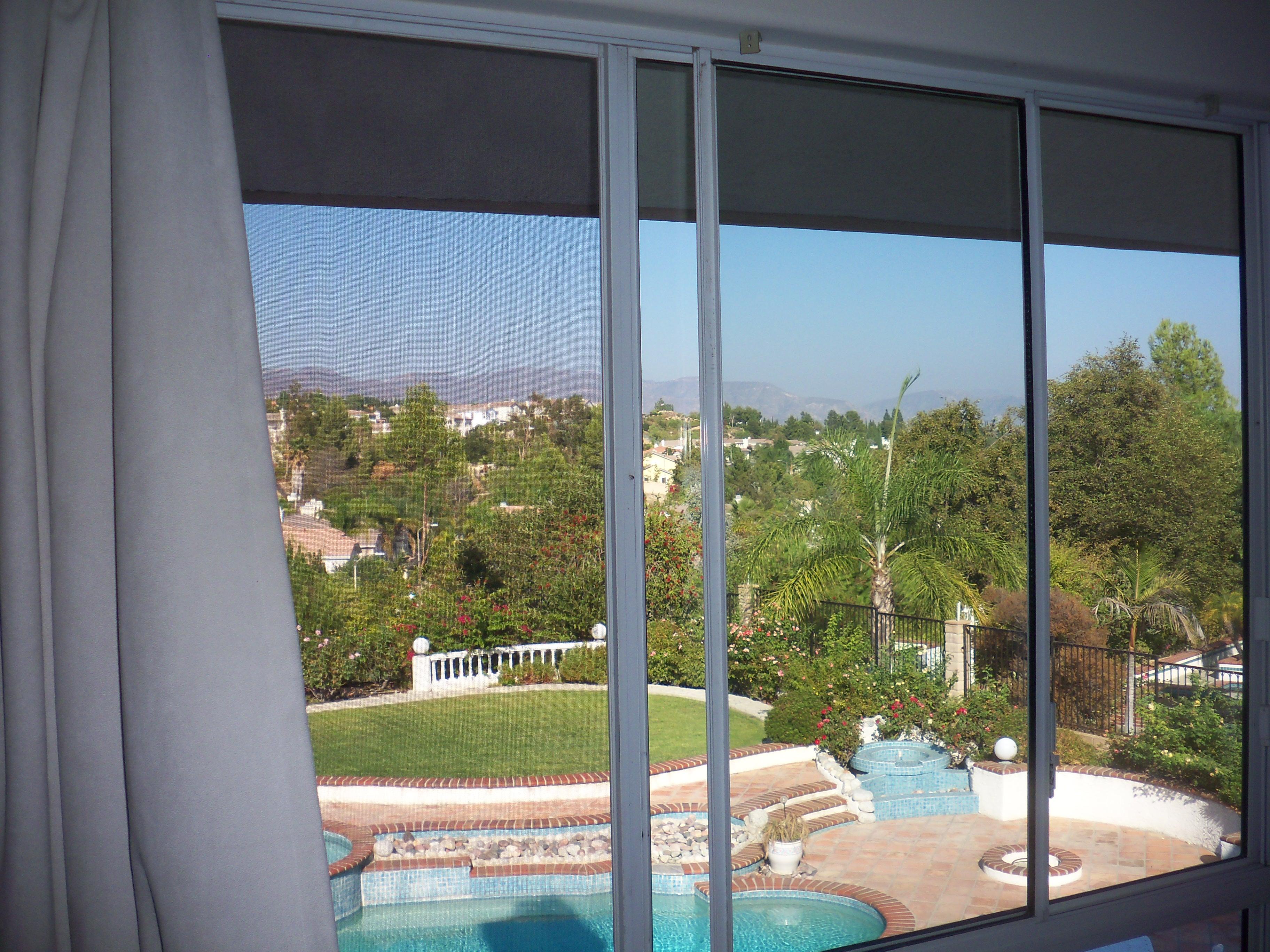 Sherman Oaks Window Screen Repairs