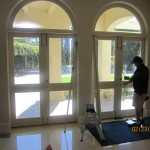 Retractable Screen Doors in Bell Air