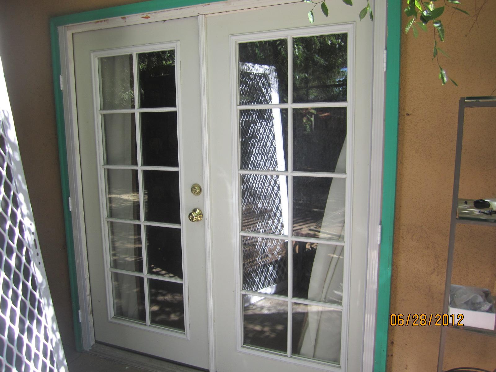 Security Screen Doors in Northridge