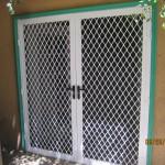 Double Set of Security Screen Doors in Northridge