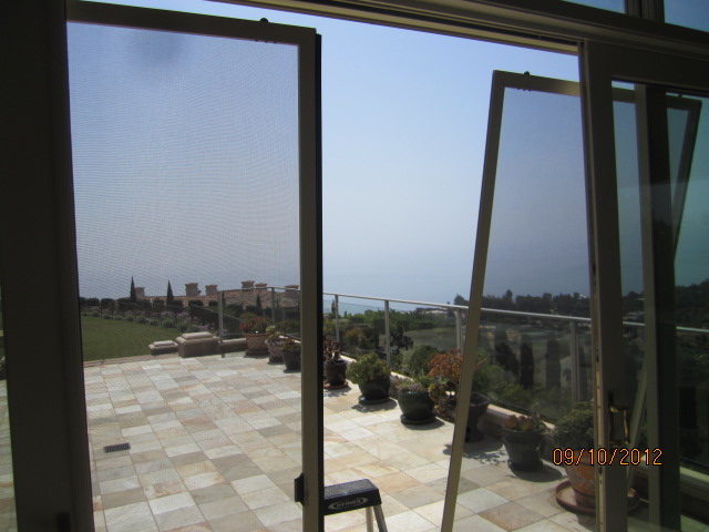 Screen Door Installation Malibu
