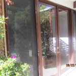 Rollaway Screnn Doors in Northridge