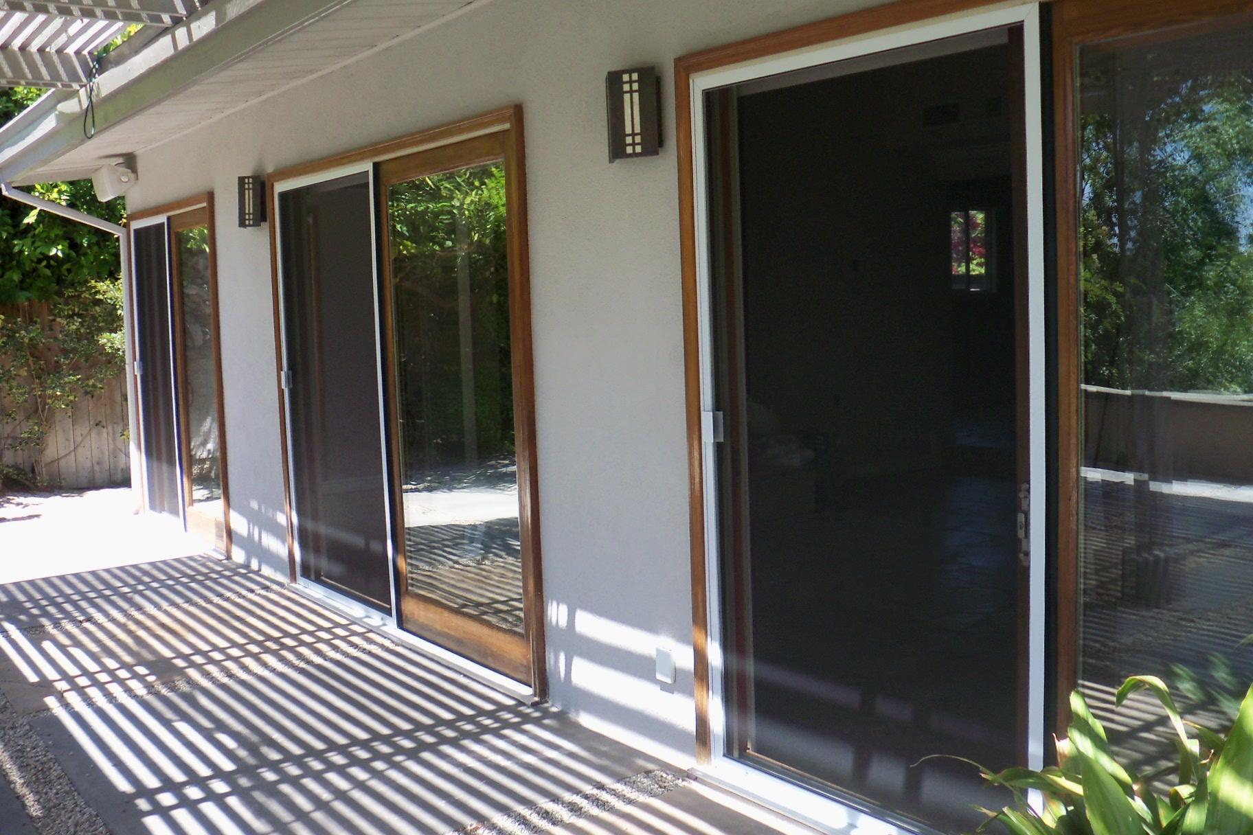 Retractable Doors