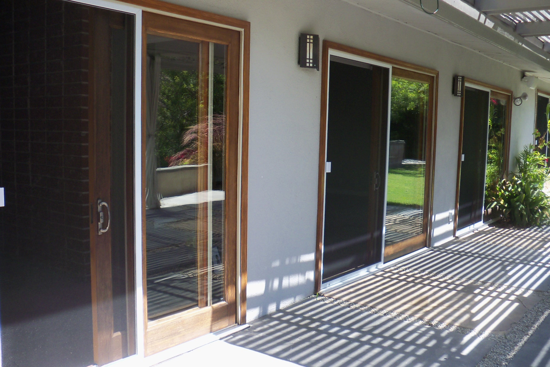 Retractable Doors