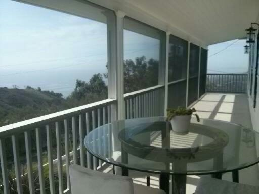 Malibu Balcony Screen Panels